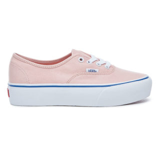 VANS Canvas Authentic Platform 2.0 Schoenen (roze)