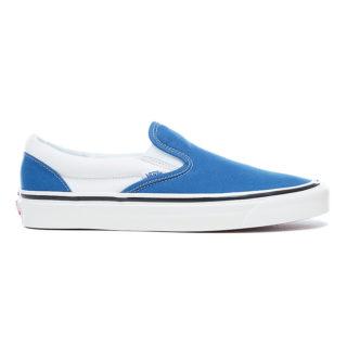 VANS Anaheim Factory Classic Slip-on 98 Schoenen (blauw)