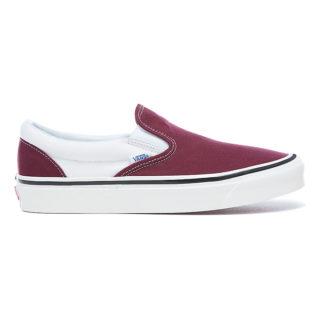 VANS Anaheim Factory Classic Slip-on 98 Schoenen (rood)