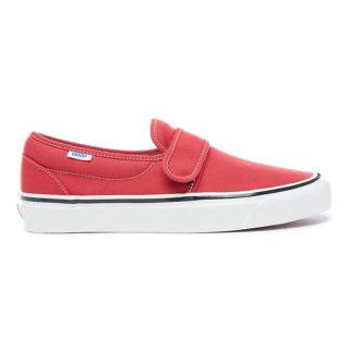 VANS Anaheim Factory Slip-on 47 V Schoenen (rood)