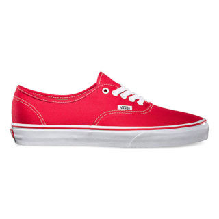 VANS Authentic Schoenen (rood)