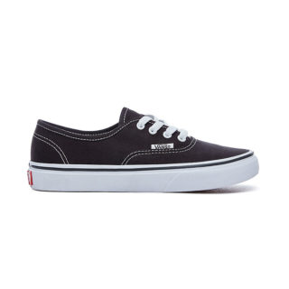 VANS Authentic Kinderschoenen (zwart)