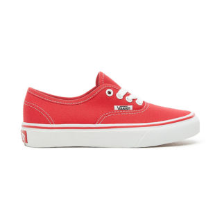 VANS Authentic Kinderschoenen (rood)