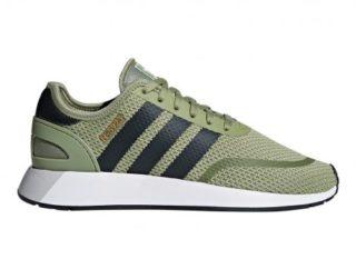Adidas N-5923 Heren Sneaker (Groen)