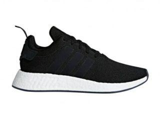 Adidas Nmd_r2 Zwarte Sneaker (Zwart)