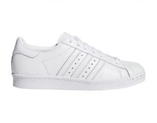 Adidas Superstar 80s Metal Toe Women Witte Sneaker (Wit)