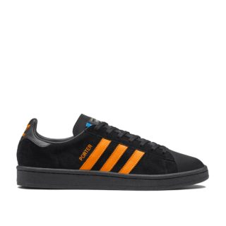 adidas by Porter Campus (zwart/oranje)