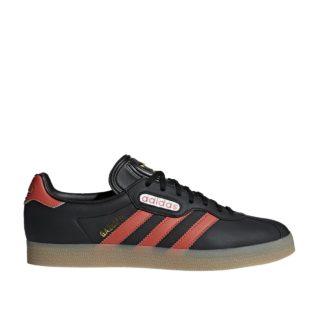 adidas GAZELLE Super (zwart/rood)