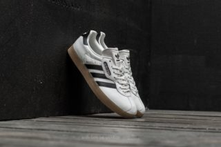 adidas Gazelle Super Vintage White/ Core Black/ Gum