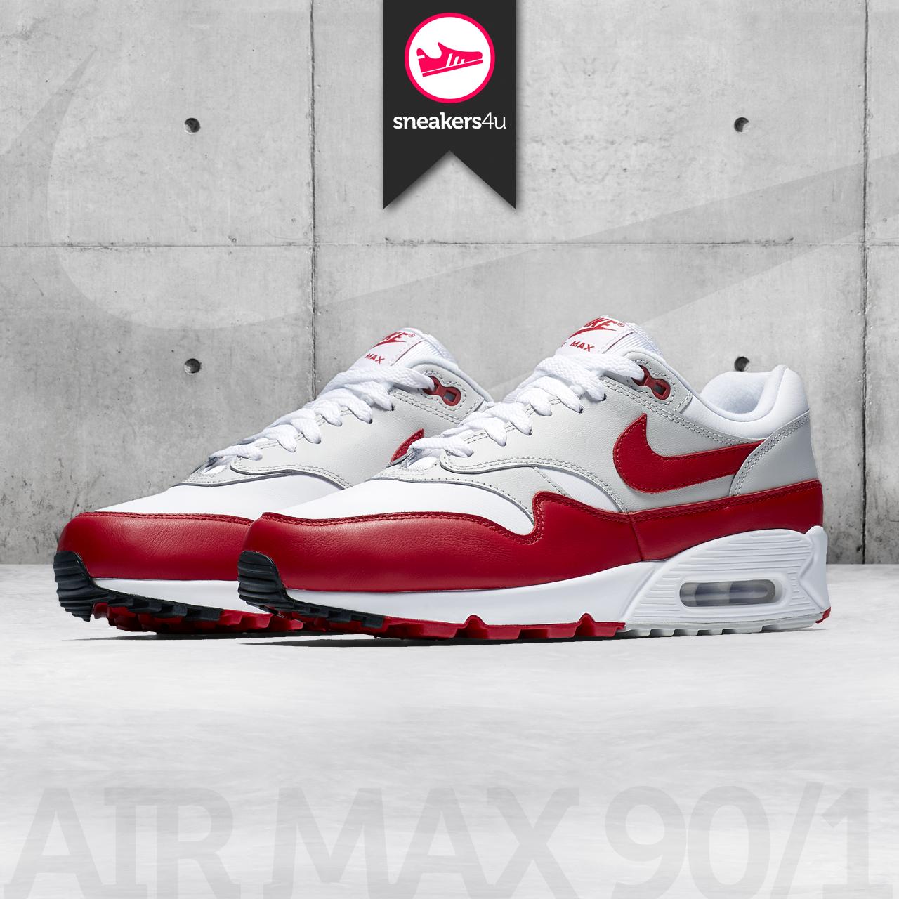 Nike Air Max 90/1 Sport Red OG