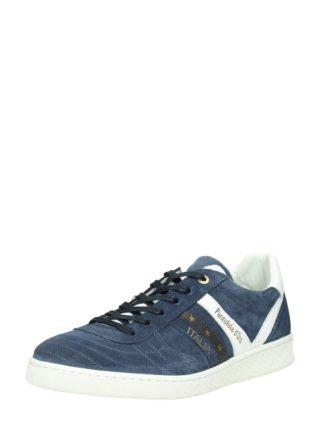 Pantofola d'Oro Bari Uomo Low – Blauw