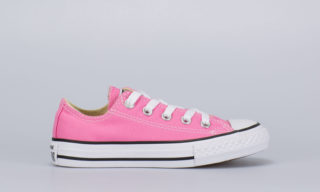 Chuck Taylor All Star OX (Youth) (PINK)