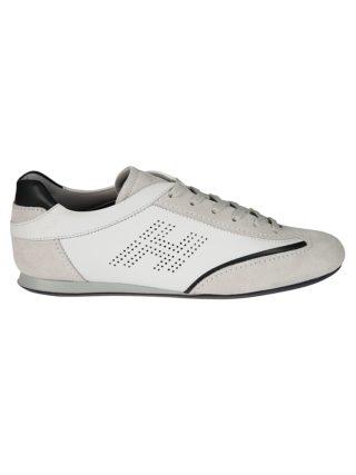 Hogan Hogan Olympia Slash Sneakers (wit)