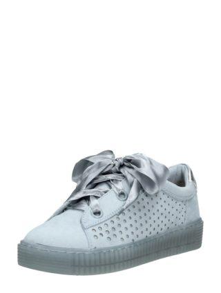 Marco Tozzi dames sneaker – Licht blauw