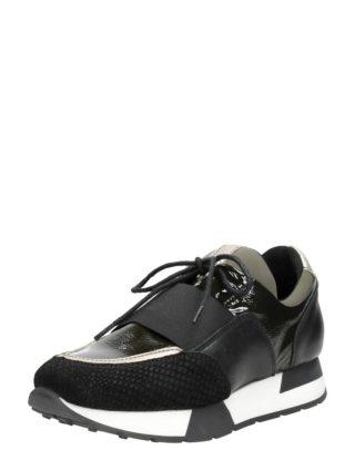 PS Poelman dames sneakers – Groen