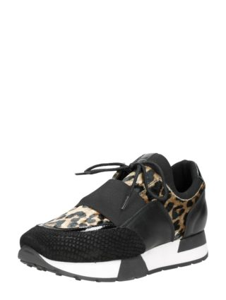 PS Poelman dames sneakers – Beige