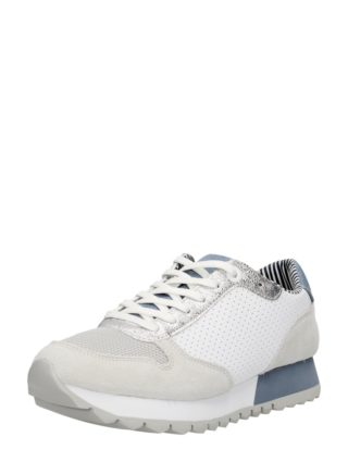 S.Oliver dames sneakers – Wit