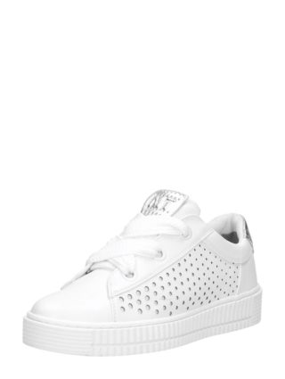 Marco Tozzi dames sneakers – Wit