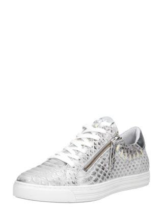 AQA dames sneakers – Licht grijs