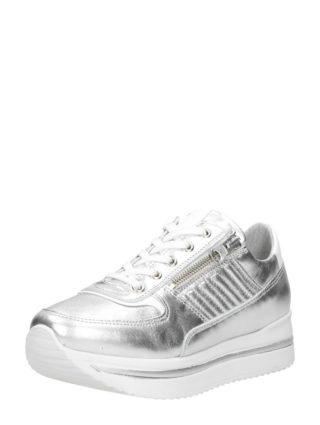 Visions dames sneakers – Zilvergrijs