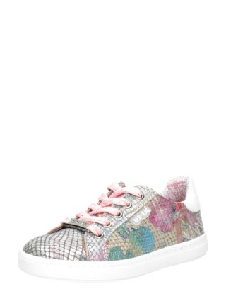 Red Rag Girls Low Cut Sneaker Flower – Roze
