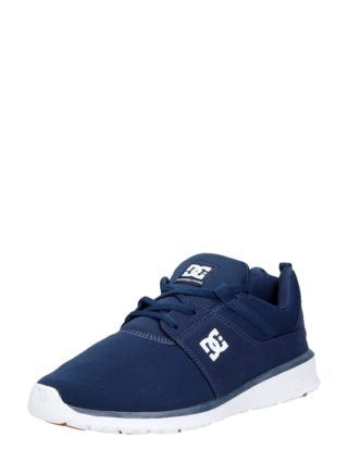 DC Heathrow herensneakers – Blauw