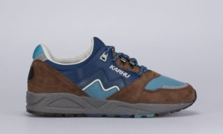 Aria 'Outdoor Pack II' (Brown / Blue) (Overige kleuren)