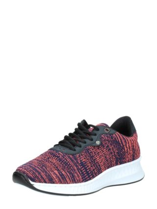 Rieker knitted sneakers – Rood