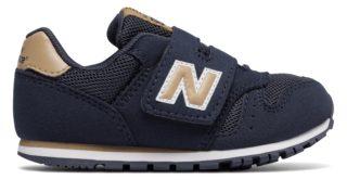 New Balance (blauw/wit)