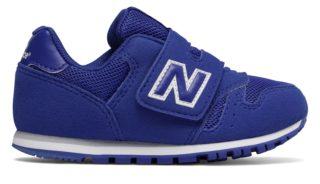 New Balance (blauw/wit/wit)