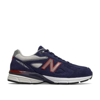 """New Balance M 990 BR4 """"Made in USA"""" (rood)"""
