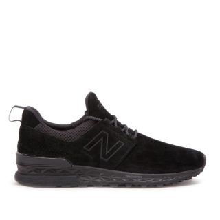 New Balance MS 574 DA (zwart)