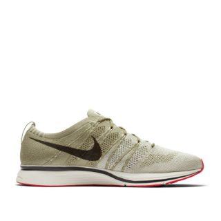 Nike Flyknit Trainer (groen/bruin)