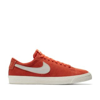 Nike SB Zoom Blazer Low (rood/wit)