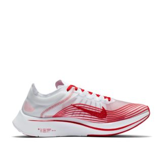 Nike Zoom Fly SP (wit/rood)