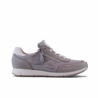 Paul Green dames sneaker Quaz/Gloud/Silver 4459-129 (Grijs)