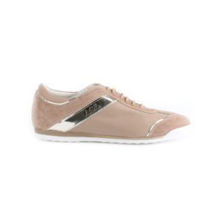 Sneaker klassiek (Bruin)
