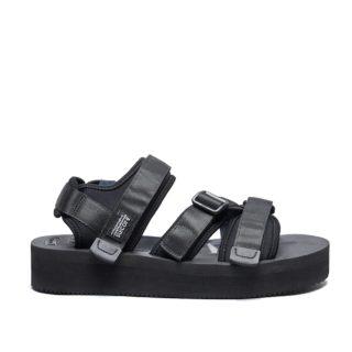 Suicoke Sandals Kisee-VPO (creme/zwart)