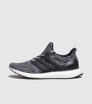 adidas Ultra Boost (zwart/wit)
