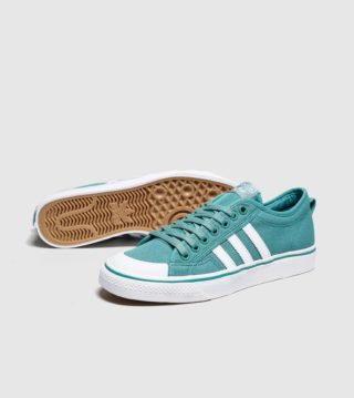 adidas Originals Nizza Low (groen/wit)