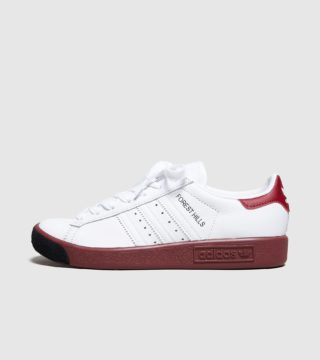 adidas Originals Forest Hills Women's (wit/rood)
