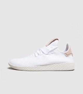 adidas Originals x Pharrell Williams Tennis Hu (wit/roze)