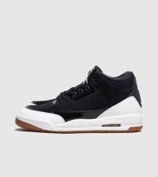 Jordan Air 3 Retro (zwart/wit)