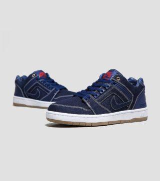 Nike SB Air Force 2 Denim (blauw)
