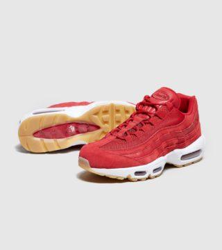 Nike Air Max 95 Premium (rood/wit)