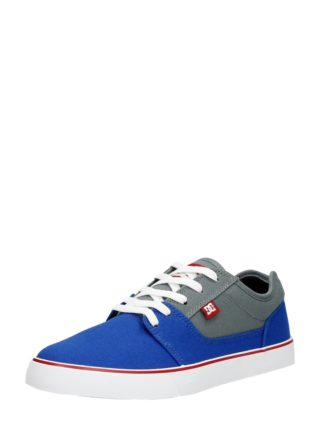DC Tonik TX blauwe herensneakers – Kobalt blauw