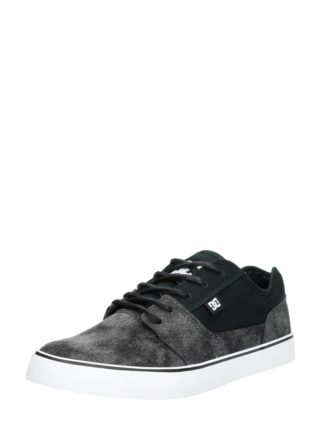 DC Tonik zwarte heren sneakers laag – Zwart