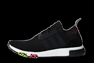 Adidas NMD_Racer Primeknit (Zwart)