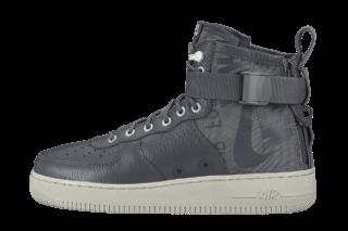 Nike Air Force 1 Mid SF (Grijs)
