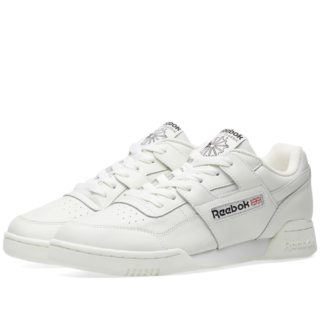 Reebok Workout Plus Vintage (White)